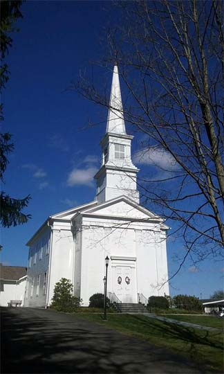 First Congregational Church in Harford