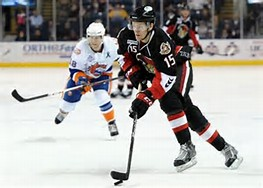 Binghamton Senators hockey