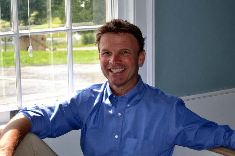 Author William Hagenbuch