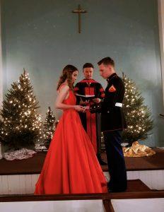 Mr. and Mrs. Dakota Hiller 1