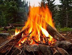 July fire